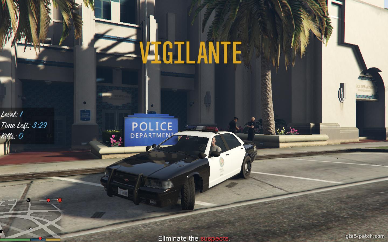 Скачать мод Полиция ГТА 5