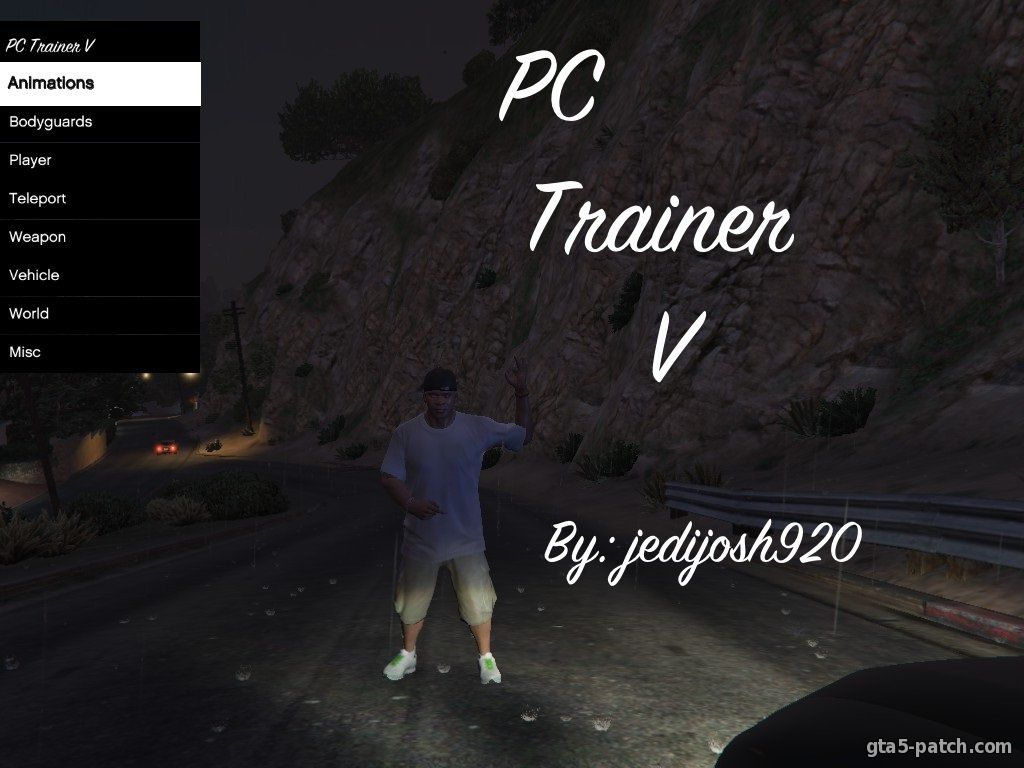 PC Trainer V Beta 4