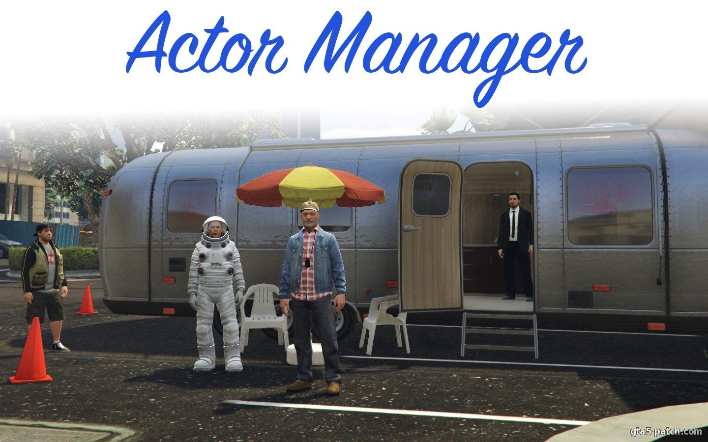 Actor Manager 0.3