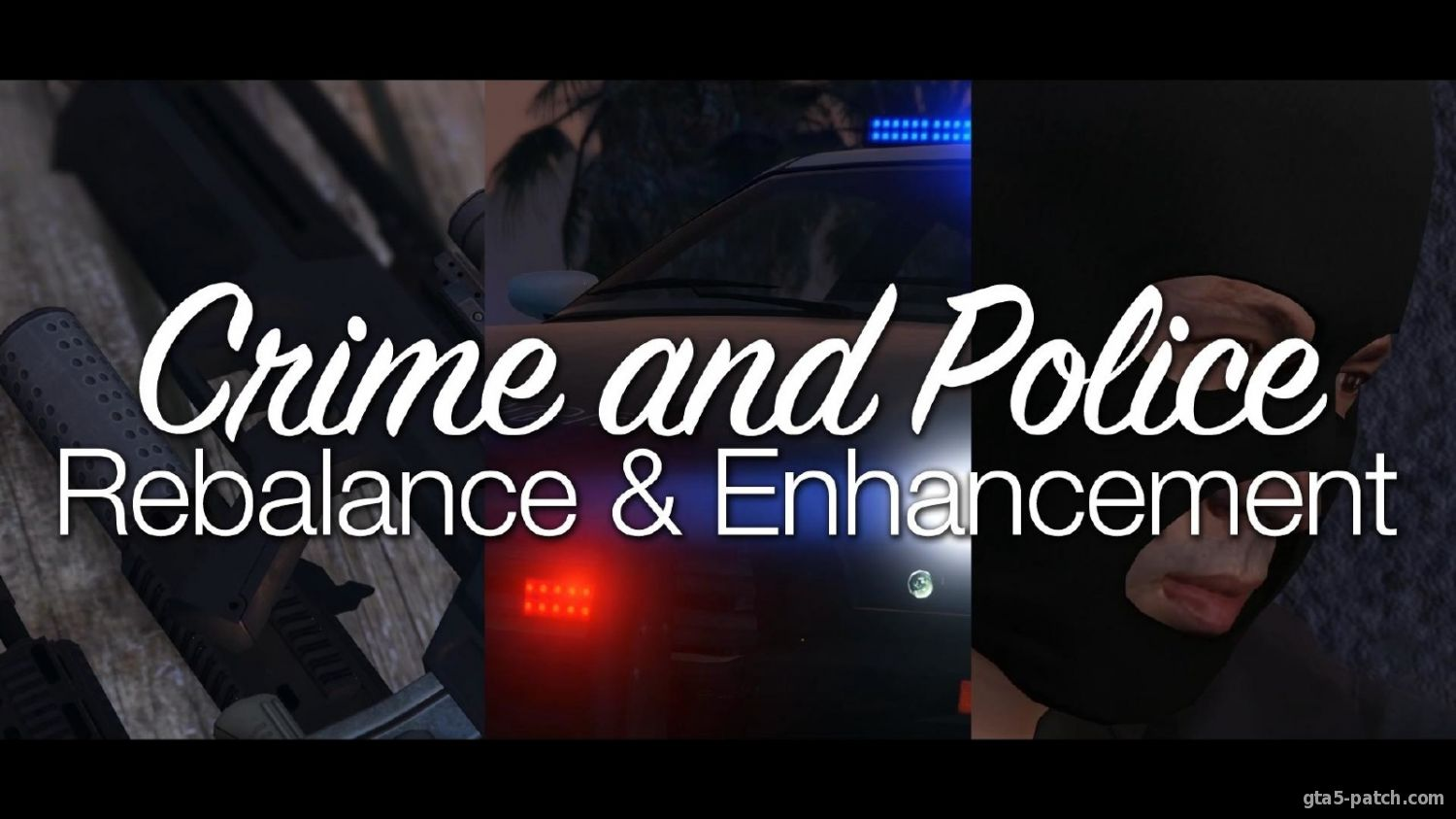 Crime and Police Rebalance & Enhancement 1.362