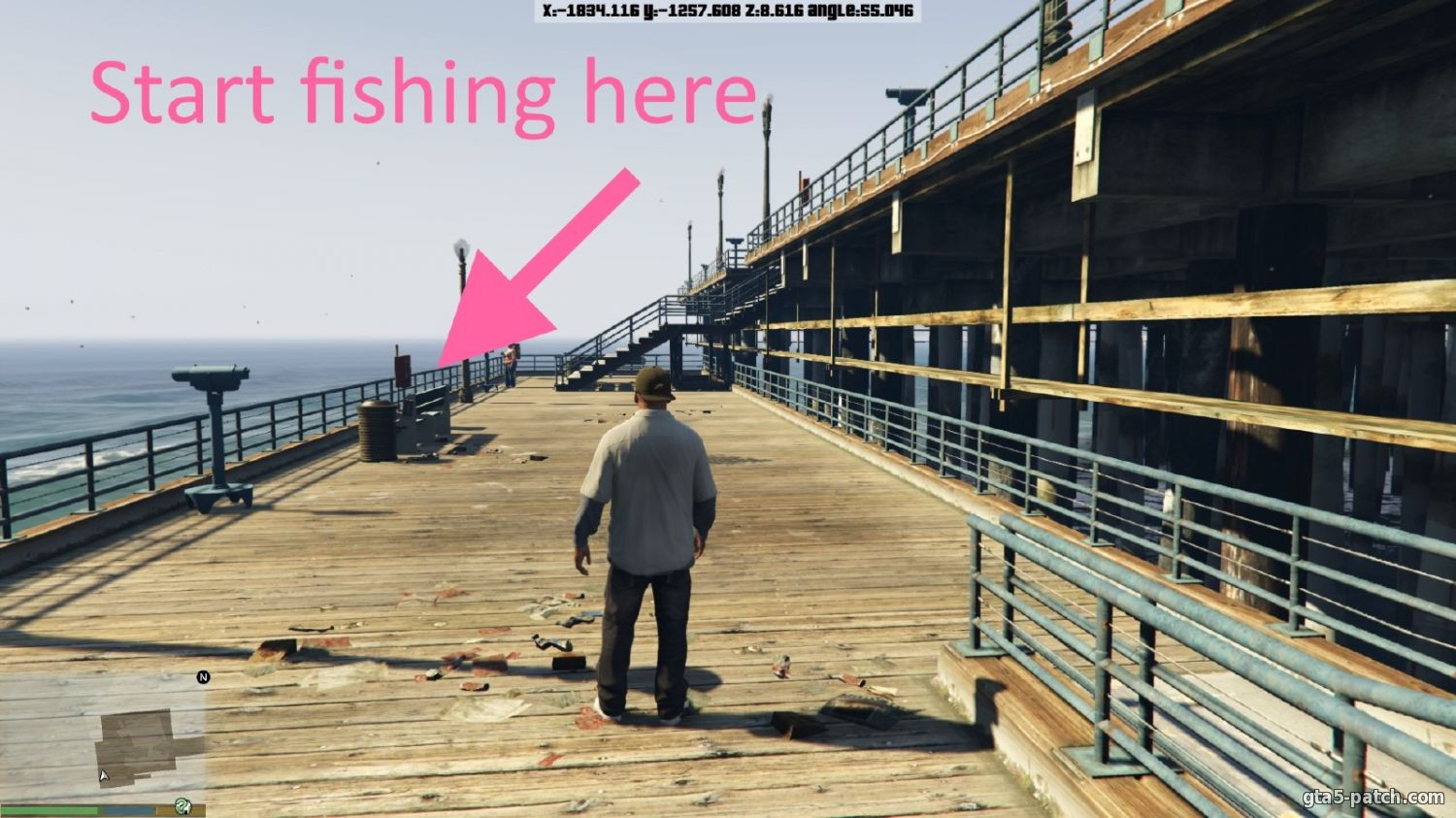 Fishing Mod 0.2.2 BETA