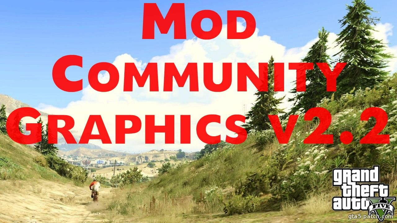 Mod Community Graphics 2.2.1