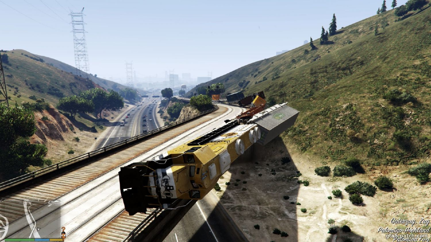 Railroad Engineer 2.5