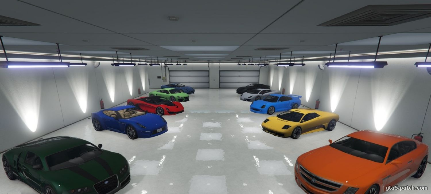 Single Player Garage 0.1