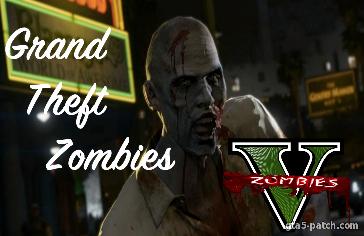 Grand Theft Zombies 0.1a
