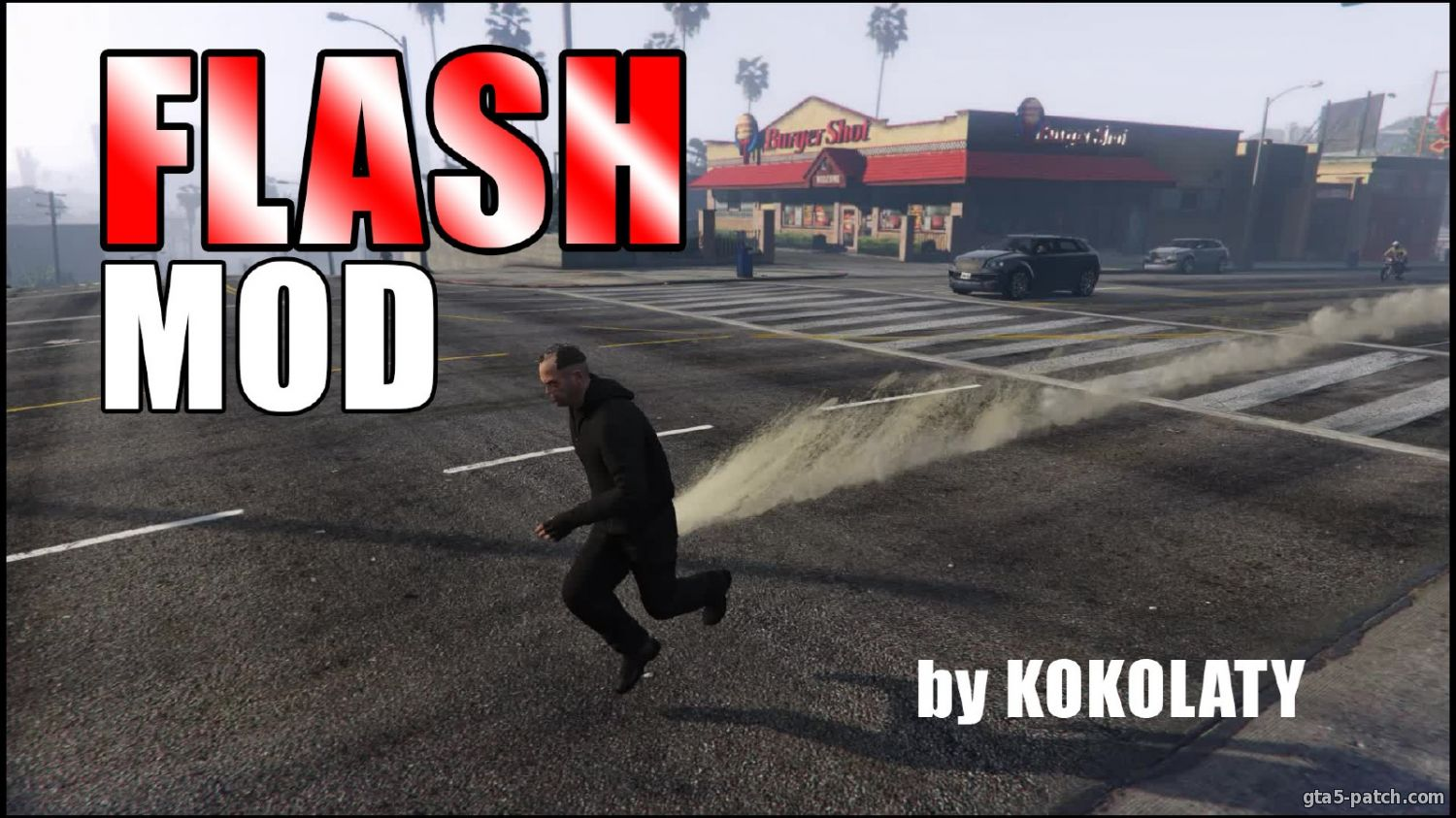 The Flash Mod 1.0