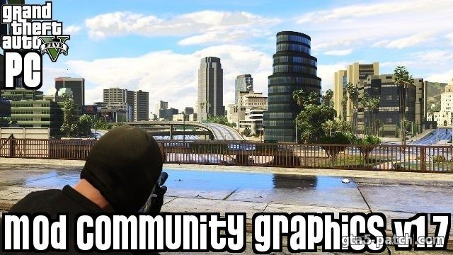 Mod Community Graphics 1.7