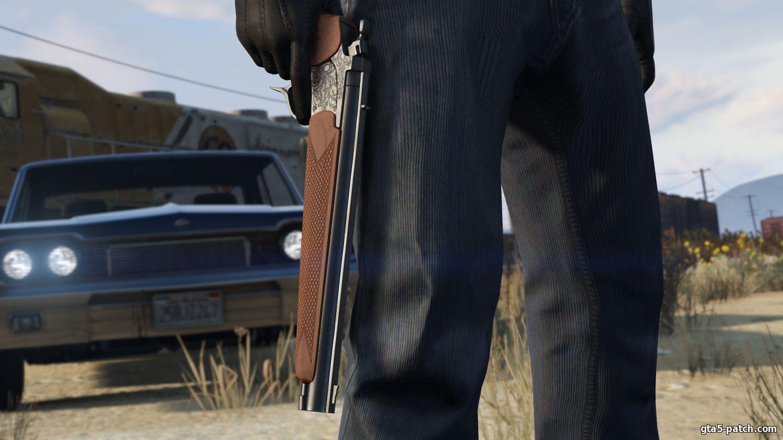Rockstar Games Выпустила Новый Официальный Патч