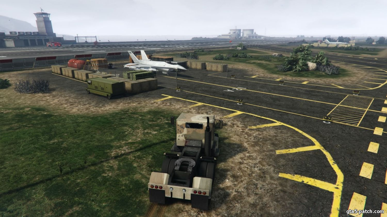 Как ЛЕГКО угнать Самолёт / Танк с военной базы GTA 5