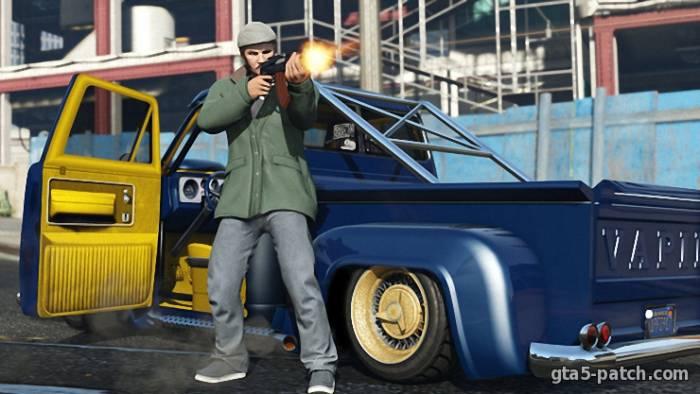Официальное обновление 1.33 «Лоурайдеры: Классика на заказ» для GTA 5